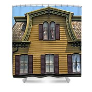Large Victorian Cupola Shower Curtain