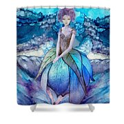 Larmina Shower Curtain
