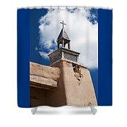 Las Trampas Church Shower Curtain