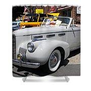Lasalle 1940 1 Shower Curtain