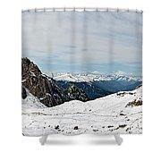 Laserz Corrie Shower Curtain