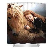 Lassie Shower Curtain
