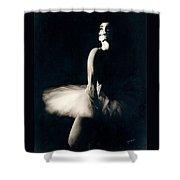 Last Dance Shower Curtain