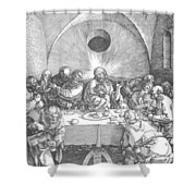 Last Supper 1510 Shower Curtain