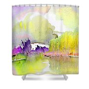Late Afternoon 02 Shower Curtain