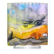 Late Afternoon 14 Shower Curtain