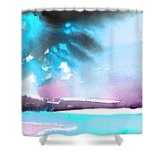 Late Afternoon 16 Shower Curtain
