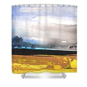 Late Afternoon 20 Shower Curtain