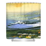 Late Afternoon 33 Shower Curtain