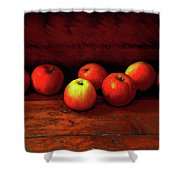 Late Harvest Shower Curtain