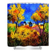 Late Summer 885180 Shower Curtain