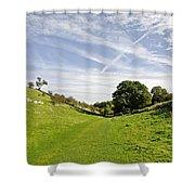 Lathkill Dale Shower Curtain