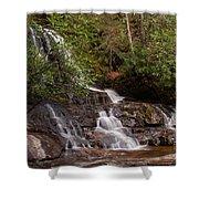 Laurel Falls Six Shower Curtain
