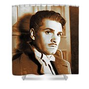Laurence Olivier, Movie Legend Shower Curtain