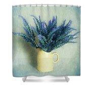 Lavender - Impressions Shower Curtain