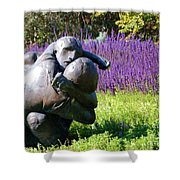 Lavender Lovers Shower Curtain