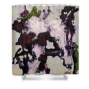 Lavender Series No. 2 Shower Curtain