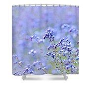 Lavender Spring Shower Curtain