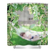 Lazy Days Of Summer Shower Curtain