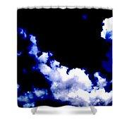 Le Beau Ciel  Shower Curtain