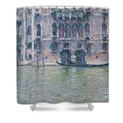 Le Palais Da Mula Shower Curtain