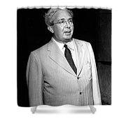 Le� Szil�rd, Hungarian-american Shower Curtain