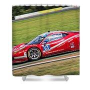 Lead Ferrari Shower Curtain