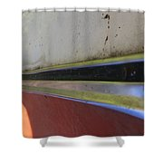Leading Lines #1  Shower Curtain