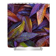 Leaf Ink Photo Designs  Shower Curtain