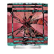 Leafy Delight 2 Shower Curtain