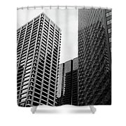 Leaning Tower Shower Curtain