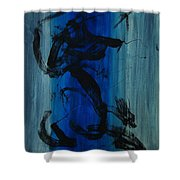 Leap Of Love Shower Curtain