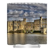 Leeds Castle Shower Curtain