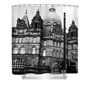 Leeds Market Shower Curtain