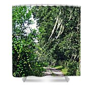 Lee's Ranch 6 Shower Curtain