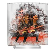 Leggs Shower Curtain