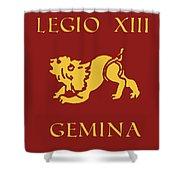 Legio Xiii Gemina Shower Curtain