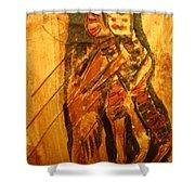 Legless - Tile Shower Curtain