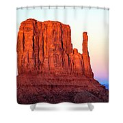 Lei Wang 01 Shower Curtain