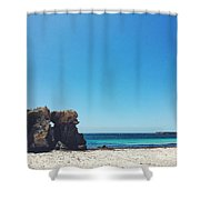 Leisure Pt. 2 Shower Curtain