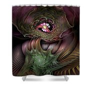 Leitmotif Number Four Shower Curtain