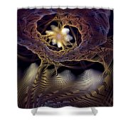 Leitmotif Number Two Shower Curtain