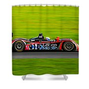 Lemans 37 Shower Curtain