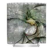 Lemniscatic Fancy  Id 16098-021154-72820 Shower Curtain