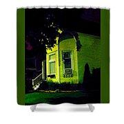 Lemon-drop House Shower Curtain by Guy Ricketts