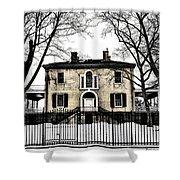 Lemon Hill Mansion - Philadelphia Shower Curtain
