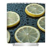 Lemons  Shower Curtain