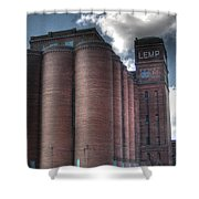 Lemp Brewery Shower Curtain