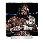 Lennox Lewis Collection Shower Curtain
