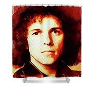 Leo Sayer, Music Legend Shower Curtain